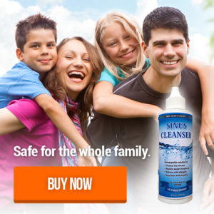 sinus relief safe-for-families